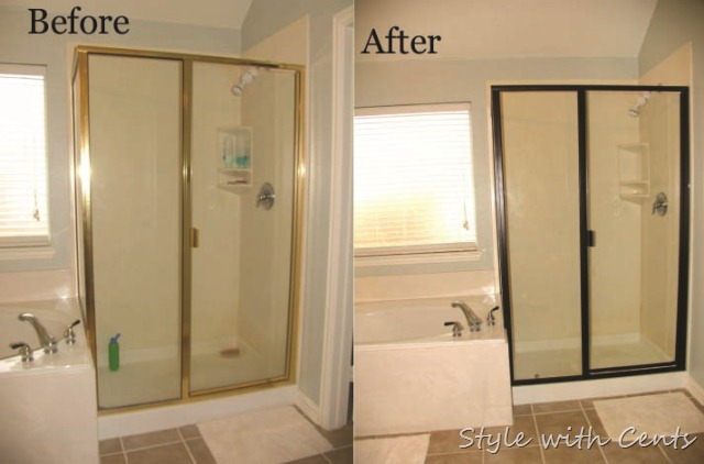 Style With Cents How To Disassemble Your Shower Trim