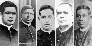 Khi chúng ta cầu nguyện cho các linh mục, đây là 5 vị thánh linh mục, tử đạo chuyển cầu mạnh thế
