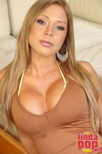 Milena Guzman Striptease Foto 46