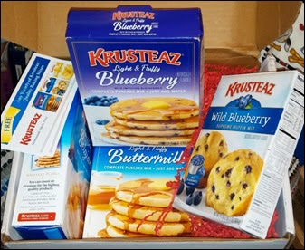 Krusteaz products