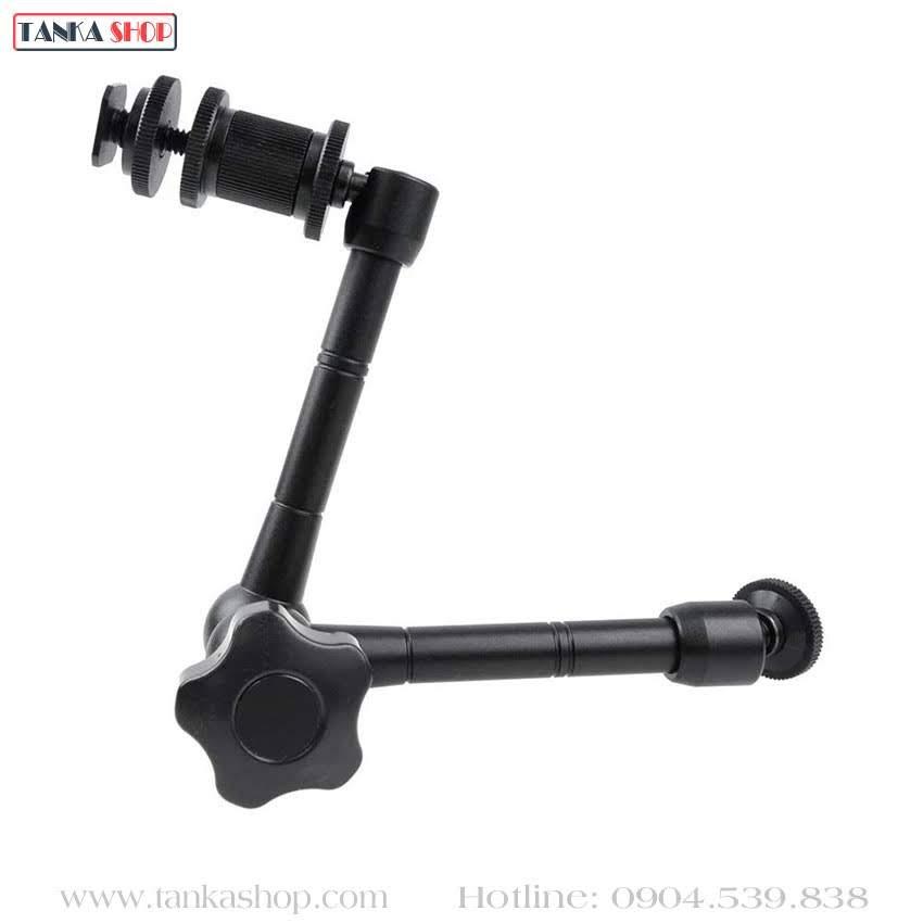 Khớp nối đa năng cho gimbal máy ảnh Magic Arm 11 inch