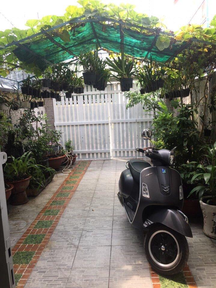 Bán nhà phố chính chủ Quận Gò Vấp đường Phạm Văn Chiêu 01