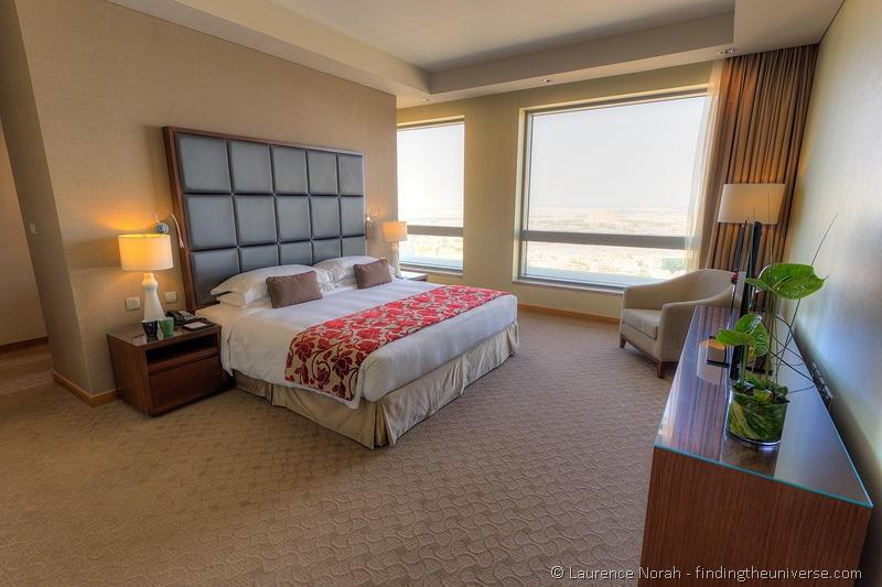Hotel Room Suite Dubai bedroom