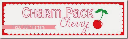 Charm Pack Cherry Zen Chic