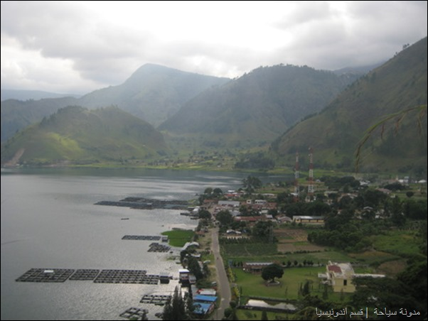 Toba Lake, North Sumatra