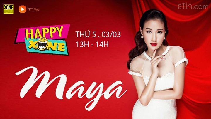 Hãy chuẩn bị cho sự xuất hiện của MAYA trong HAPPY XONE