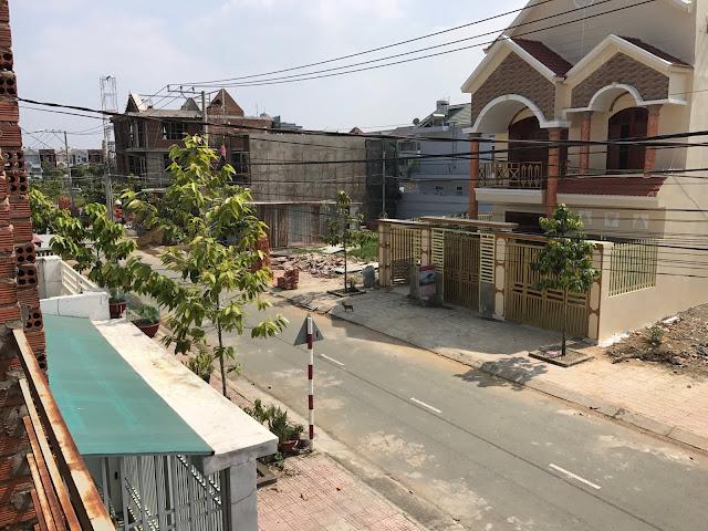 Bán nhà ngõ hẻm Quận Tân Phú Sổ Hồng Riêng 02