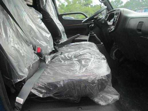 Nội Thất xe 2,5 tấn Hyundai