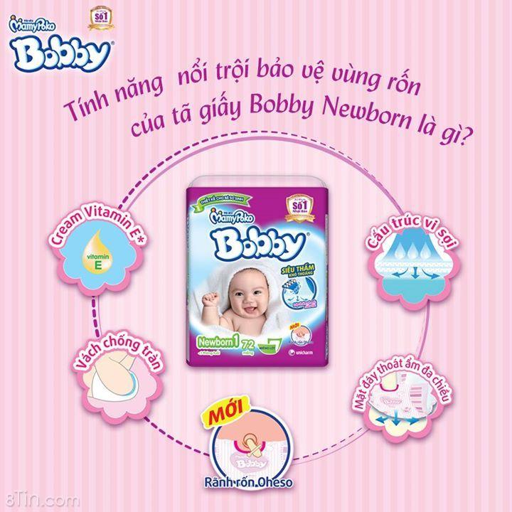 Chắc chắn các mẹ thông thái của Bobby đã từng dùng miếng