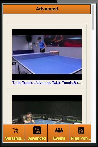 Smash Table Tennis