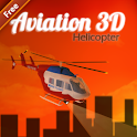 Aviation 3D Free - Helicopter icon