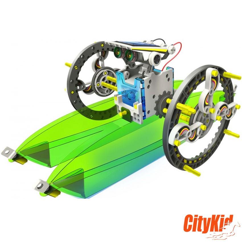 Đồ chơi lắp ráp robot biến hình
