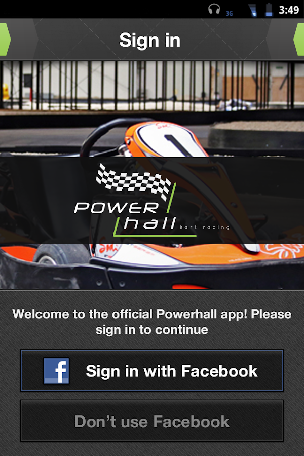 Powerhall - screenshot