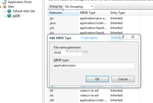 Troubleshooting your ASP.NET Environment to Run AJAX in IIS 7.5