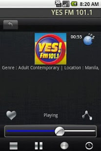 Radio Philippines- screenshot thumbnail