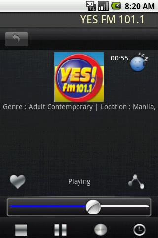 Radio Philippines - screenshot