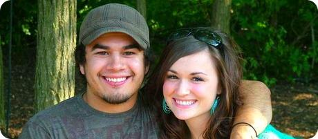 Chris Medina e Juliana Ramos