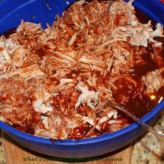 Slow Cooker Pulled Pork with Jack.