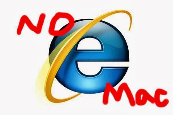 沒有IE瀏覽器