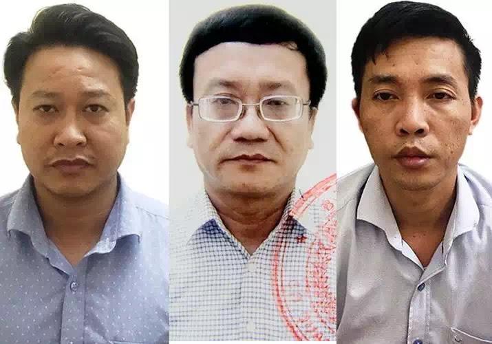 Một số cán bộ ngành giáo dục bị bắt trong vụ gian lận thi cử ở Hòa Bình.