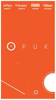 Screenshot of PUK