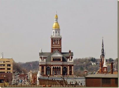 Dubuque Courthouse