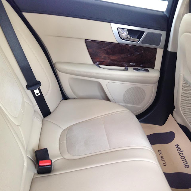 Nội Thất Xe Jaguar XF Premium Luxury 012