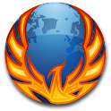 Fire Phoenix Secure Browser icon