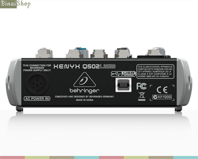 Behringer XENYX Q520USB