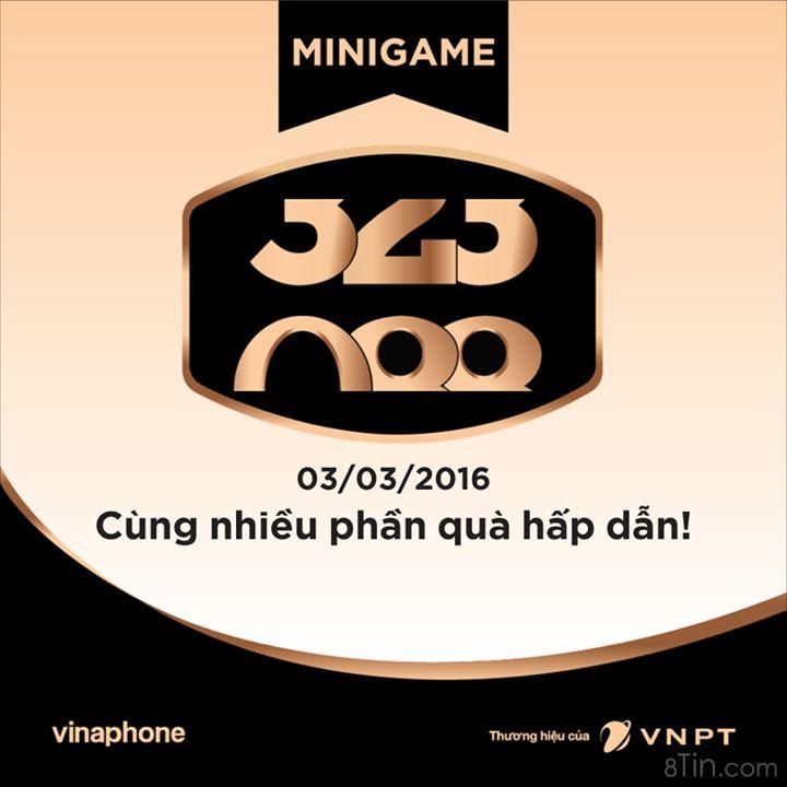 MINI GAME is coming soon  03/03/2016 Chào mừng cột mốc ra