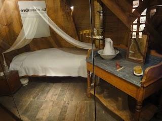 Musée au Col du Grand-St-Bernard