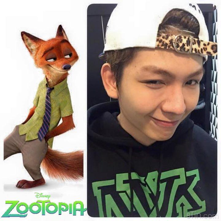 Mới từ Hàn về là đi xem #Zootopia của Disney ngay. Quàooo,
