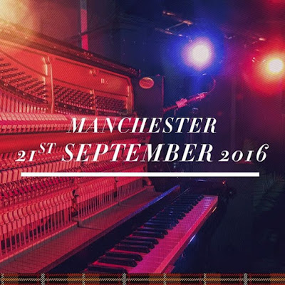 Manchester the BrassAndCrimson visits you this Wednesday 21st September Join us for