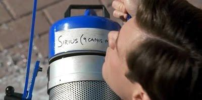 Sirius ea História truman