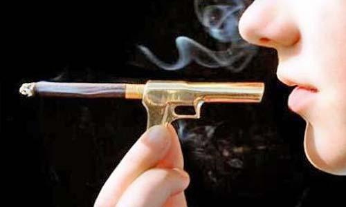 El tabaco perjudica la salud - 1 3