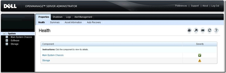 Information Technologies: Installing Dell OpenManage Server
