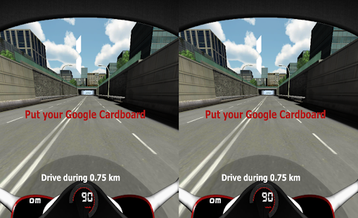 VR Bike Screenshot