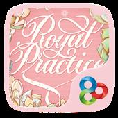 Royal GO Launcher Theme