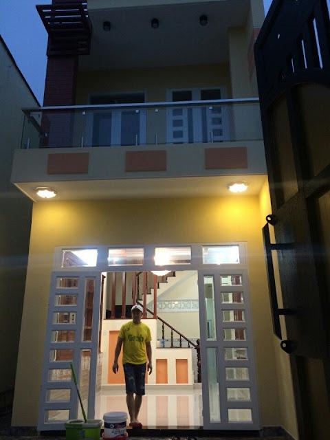 Bán nhà hẻm 4 mét Linh Đông Thủ Đức cách Phạm Văn Đồng 200 Mét 05