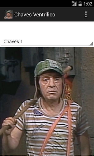 Marionete do Chaves