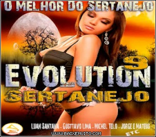 EVOLUTION VOL 8 CD BAIXAR SERTANEJO