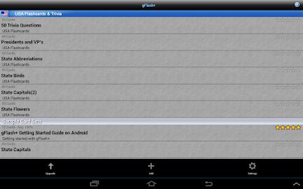 gFlash+ Flashcards & Tests Screenshot 9