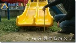 BabyBuild 滑梯出口高度檢測