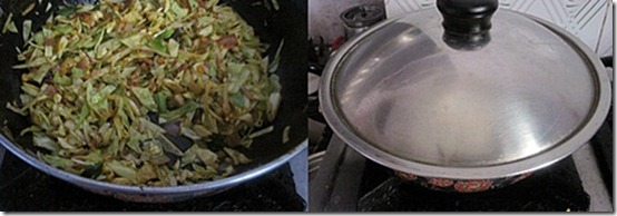 cabbage stir fry 2