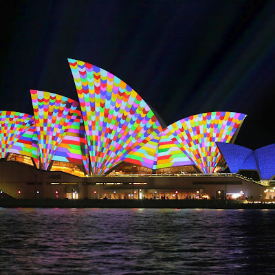 The event millions of visitors come to Sydney for each year Make