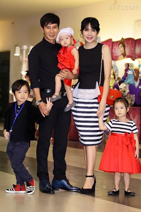 Family ^_^ #lyhaiminhha
