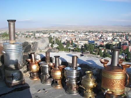 Obiective turistice Anatolia: cetate Kars Turcia