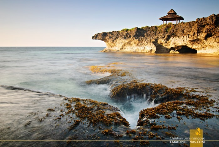 Bolinao Rock Formation at Patar's Coastal Landscapes
