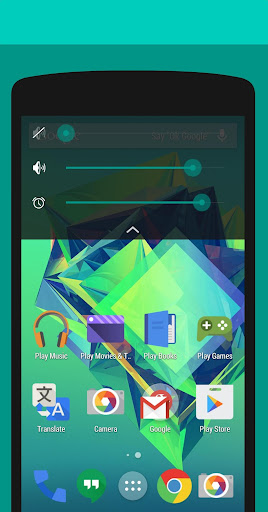 Objects #Material CM11 Theme app for Android screenshot