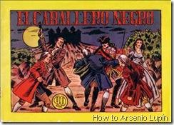 P00001 - El Caballero Negro #1